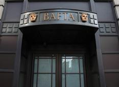 BAFTA entrance