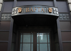 BAFTA entrance